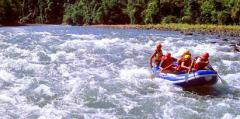 White Water River Rafting - Kiulu