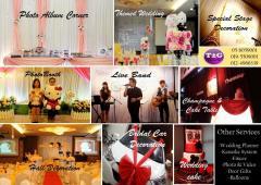 Wedding Decorations 婚宴场地布置