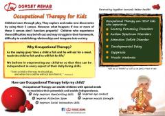 Occupational Therapy for Children with Learning Difficulties