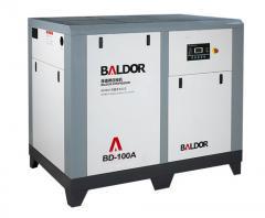 BALDOR 75KW/100HP SCREW AIR COMPRESSOR