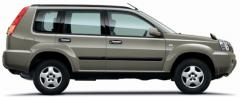 Rental Cars Nissan XTrail Automatic