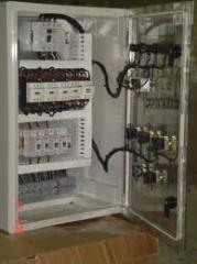 Design circuit and build electrical panel board