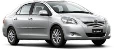Rental Cars Toyota Vios VVTi Automatic