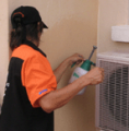 AIR CONDITION CLEANING